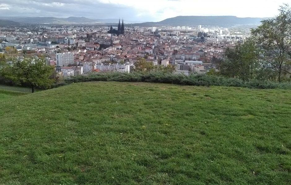 Clermont-Ferrand depuis Montjuzet