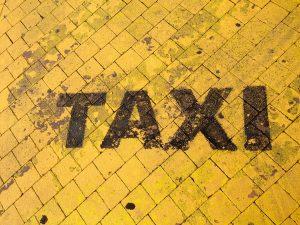 Taxi pour chiens