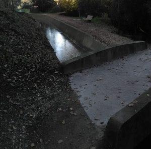 Canal de la Siagne à Mougins