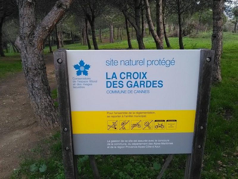 Parc naturel de la Croix des Gardes