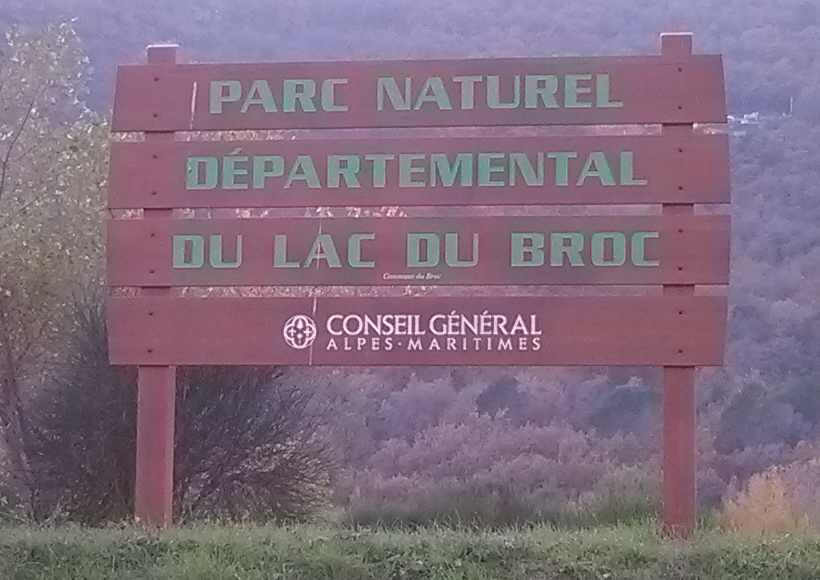 Parc naturel du Broc