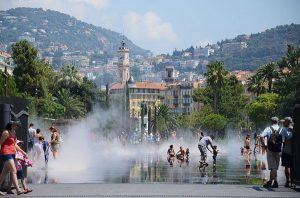 Promenade Paillon Nice